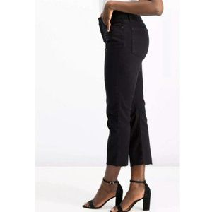 Rewash Charlie jeans high waist straight leg crop